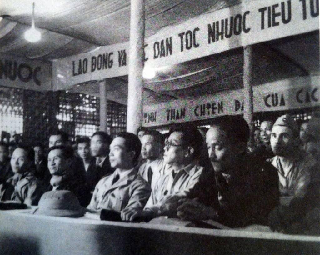 Parteitag der Kommunisten 1950.