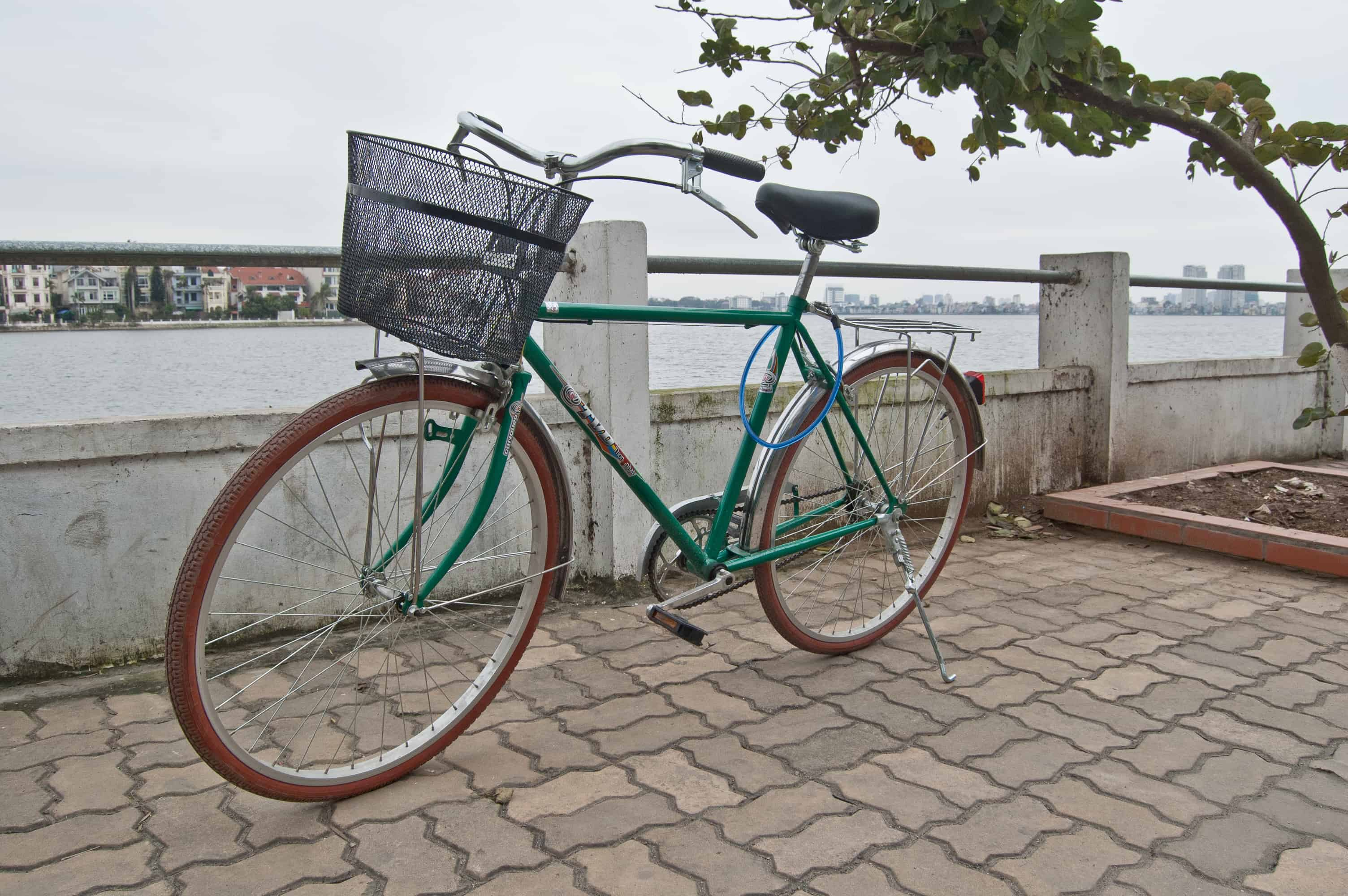 """Fashion Bike"", vietnamesische Produktion. Bild: phs"