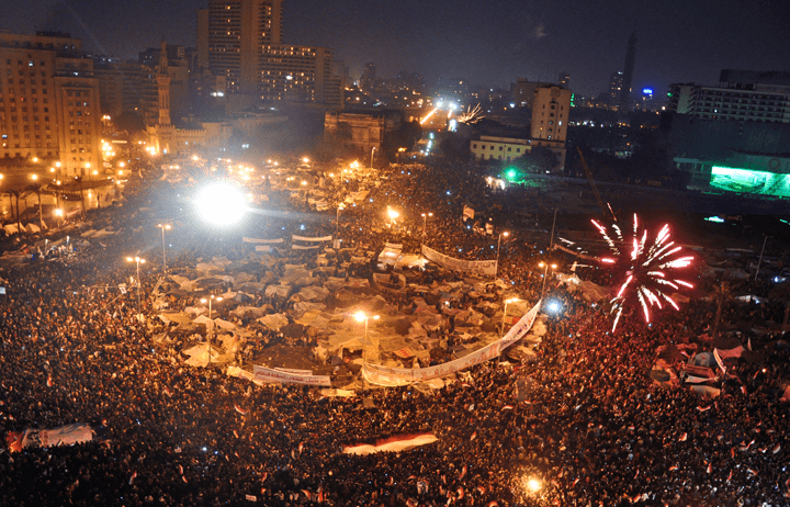 2011: Demokratischer Aufbruch
