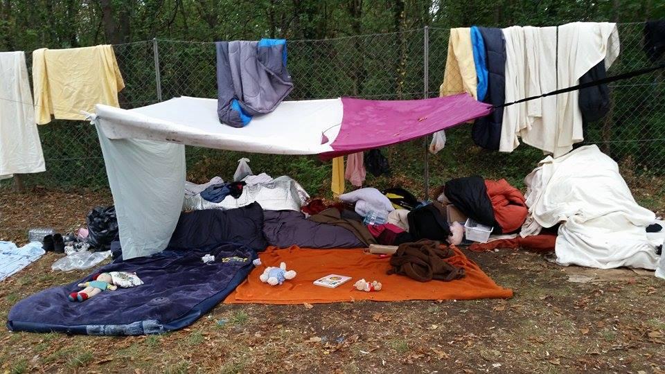 Traiskirchen: Schuld sind die Flüchtlinge